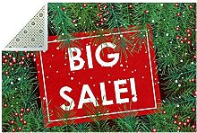 5' x 7' Area Rugs For Living Room & Bedroom,