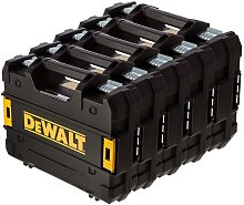 5 x Dewalt TStak Power Tool Case for Impact Driver