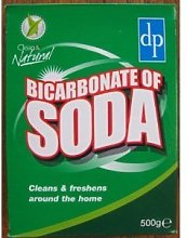 5 X DP Clean & Natural Bicarbonate Of Soda - 500g