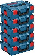 5 X L-BOXX 2 136 LBOXX Sortimo Tool Storage Case