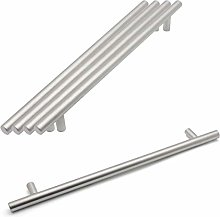 5 X Probrico Brushed Nickel Stainless Steel