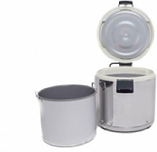 50 Cups Stainless Steel Commercial Electric Rice
