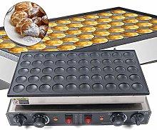 50 Hole Electric Pancake Maker Mini Dutch Pancake