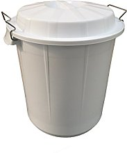 50 Litre White Industrial Food Grade Catering