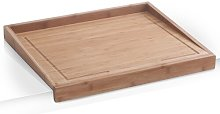 50 x 40cm Bamboo Baking and Carving Board Zeller