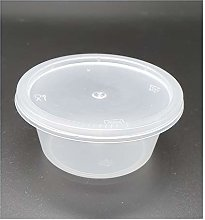 50 x Food Grade Baby Weaning Tubs Pots plus 50