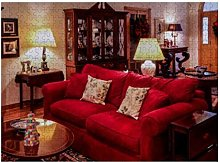 500 Pieces Jigsaw Puzzles for Adults Living Room