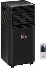 5000 BTU Portable Air Conditioner 4 Modes LED