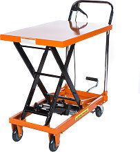 500kg Hydraulic Platform Table Trolley Lift Mobile