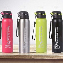 500ml Vacuum Flask Stainless Steel Water Bottle