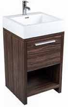 500mm Floorstanding Bathroom Cloakroom Vanity