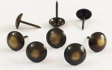 500pcs a lot: D11mmxL17mm Antique Bronze(Cat eyes)