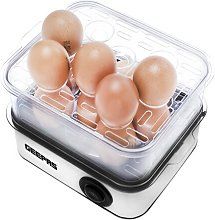 500W Premium Electric Egg Boiler Geepas