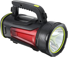500W Rechargeable Waterproof Torch Flashlight with