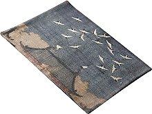 50cm Long Tea Mat, Japanese Style Rectangle Tablet