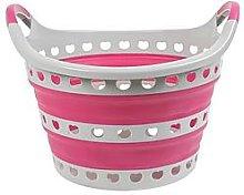 50L Collapsable Laundry Basket