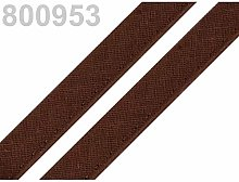 50m Brunette Cotton Insertion Piping Width 12mm,
