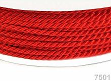 50m Grenadine Twisted Cord Ø2, Cord Soutache,