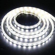 50m LED Strips Lights White, 220V- 240V Ribbon SMD