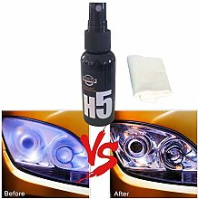 50ML Headlight Restorer Kit Headlamp Cleaning