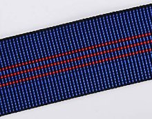 50mm Elasticated Seat Webbing Strap Braces Belt