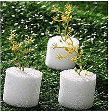 50pcs/Set Hydroponic Sponge Seed Growing Media