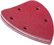 50x Detail Sander Sheets - 140mm Ultra Fine 240