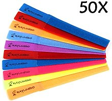 50X RayLineDo® Hook & Loop Self-Gripping Cable