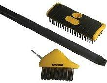 52-090 Patio & Decking Brush Set 2 Piece -