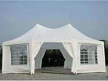 5300-0010 Gazebo, reception tent, garden pavilion