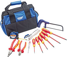 53010 Electricians Tool Kit 1 - Draper