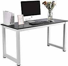 55 inch Computer Desk, Modern Style Writing Desk,