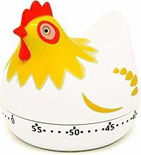 55 Minutes Novelty Chicken Kitchen Timer