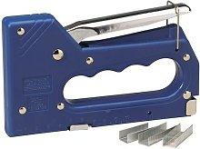 56027 Light duty Staple Gun or Tacker - Draper