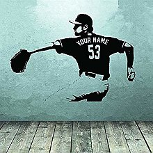 56x77cm Art Wall Sticker Removable Decal