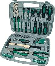 57 Piece Tool Set Green 29057 - Brüder Mannesmann