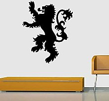 57x44cm Art Wall Sticker Removable Decal
