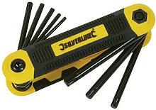 580444 Expert Metric Trx Tool 8pce T9 - T40 -