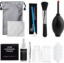 58bh Portable Cleaning Tools Kit Lens Brush Dust