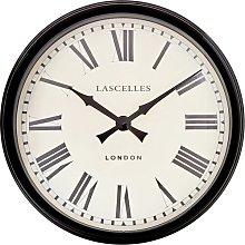58cm Large Wall Clock Roger Lascelles Clocks