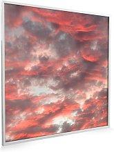 595x595 Red Sky NXT Gen Infrared Heating Panel