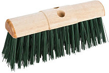 598529 Broom PVC Saddleback Raised Centre 330mm