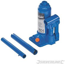 (598558) Hydraulic Bottle Jack 10 Tonne -