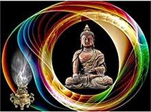5D DIY Diamond Painting Kits Buddha Full Round