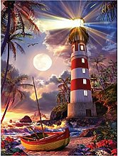 5D Full Drill Diamond Embroidery Painting Kit