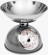5Five Cast Iron Mechanical Kitchen Scale, 5kg