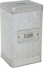 5five Larder Collection Embossed Flour Canister