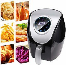 5L Chip Fryers, 1500W Air Fryers Oven Electric