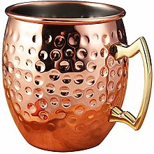 5L Copper Ice Bucket, Bucket Drinks Cooler with