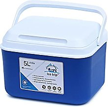 5L Small Cool Box Excursion Cooler Box Food And